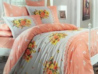 Luxury 4-Piece Duvet Cover Sets - H2-51