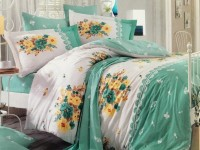 Luxury 4-Piece Duvet Cover Sets - H2-52