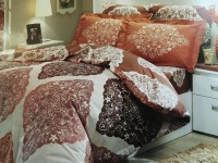 Luxury 4-Piece Duvet Cover Sets - H2-53