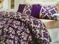 Luxury 4-Piece Duvet Cover Sets - H2-56