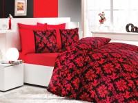 Luxury 4-Piece Duvet Cover Sets - H2-57