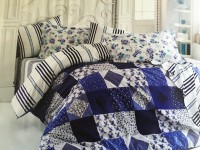 Luxury 4-Piece Duvet Cover Sets - H2-62