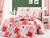 Luxury 4-Piece Duvet Cover Sets - H2-63