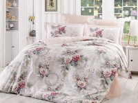 Luxury 4-Piece Duvet Cover Sets - H2-65