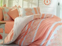 Luxury 4-Piece Duvet Cover Sets - H2-76