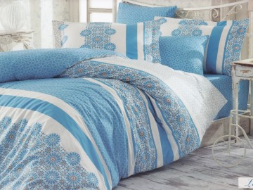 Luxury 4-Piece Duvet Cover Sets - H2-77