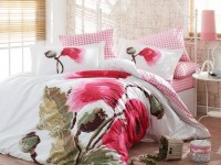 Luxury 4-Piece Duvet Cover Sets - H2-79