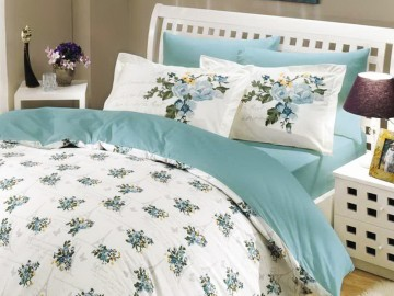 Luxury 4-Piece Duvet Cover Sets - H2-83
