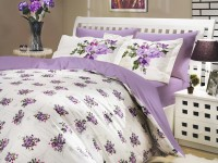 Luxury 4-Piece Duvet Cover Sets - H2-84