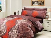 Luxury 4-Piece Duvet Cover Sets - H2-86