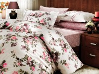 Luxury 4-Piece Duvet Cover Sets - H2-87