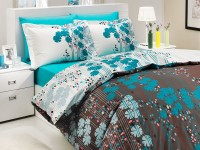 Luxury 4-Piece Duvet Cover Sets - H2-91
