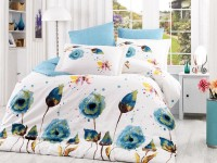 Luxury 4-Piece Duvet Cover Sets - H2-92