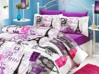 Luxury 4-Piece Duvet Cover Sets - H2-95