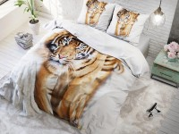 White Tiger Bedding set - 303
