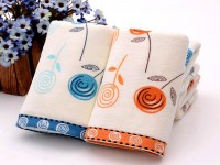 Beach or kitchen printed towels 022