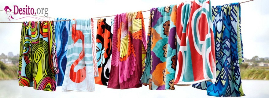 Beach and Kitchen Towels