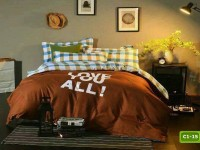 Cotton Bedding set - C1-15