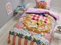 359 Bunny and clyde Bedding set