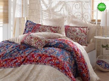Luxury 6 Piece Bedding Sets - H5-02