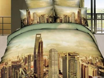 3D Bedding set - 5013