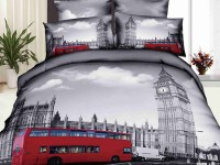 3D Bedding set - 5012