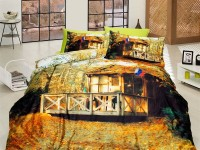 3D Bedding set - 20 Recess