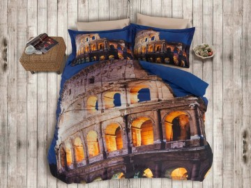3D Bedding set - 21 Roma