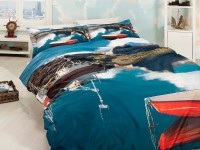 3D Bedding set - 44 Rowing