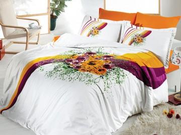 Luxury 6 Piece Duvet Cover Sets - S-38