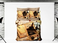 3D Bedding set - G-35