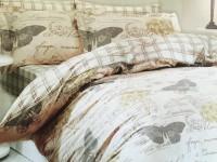 Luxury 4-Piece Duvet Cover Sets - H2-54