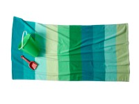Beach or kitchen printed towels 013